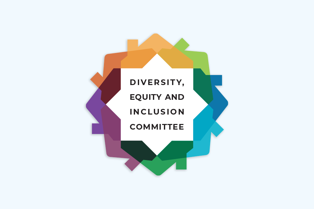 Diversity, Equity and Inclusion Committee logo