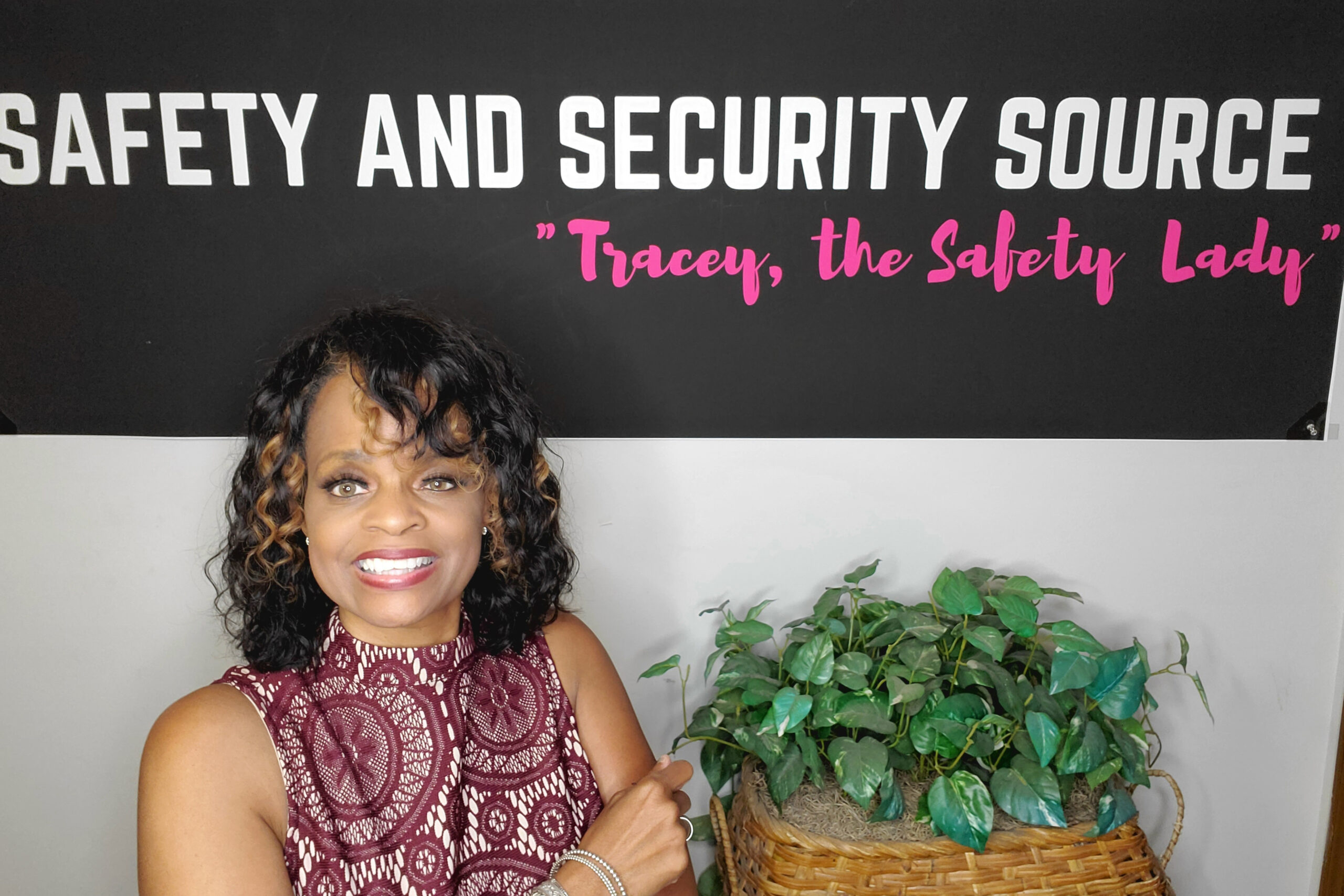 """Tracey """"The Safety Lady"""" Hawkins"""